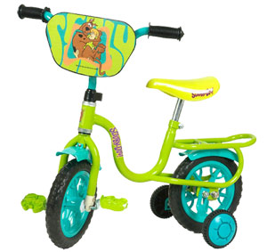 The Scooby Doo Bike